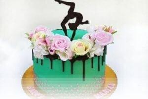 עוגות מעוצבות ברחובות