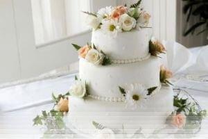 עוגות מעוצבות לחתונה