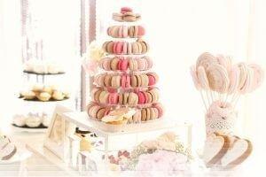 שולחן קינוחים לחתונה
