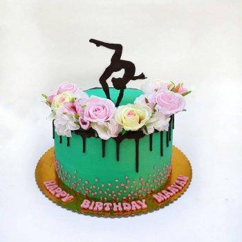 עוגת יום הולדת בעיצוב אישי
