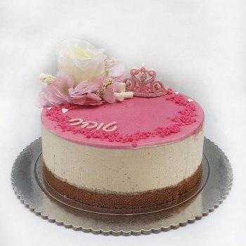 עוגת מוס בעיצוב אישי